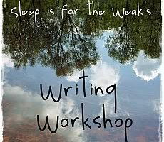 Writing Workshop – Time