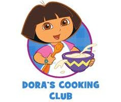 Cooking with Dora – Making Banana Muffins