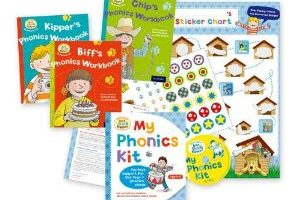 Reading Help with My Phonics Kit