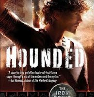 Book Review – Hounded by Kevin Hearne