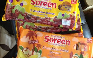 Review – Soreen Tasty and Quick