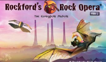 Review  – Rockford's Rock Opera App