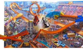 Review – Wall Tracks Mid Air Madness