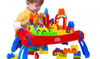 Review – Mega Bloks Play n Go Table
