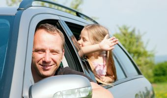 A guide to keeping kids amused in the car