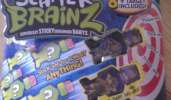 Review – Scatter Brainz