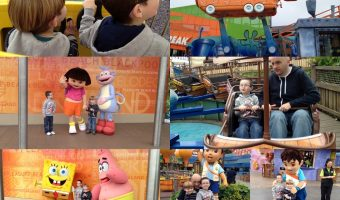 Our Blackpool Holiday