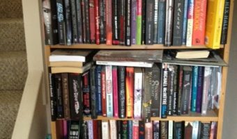 The Gallery 120 – Books