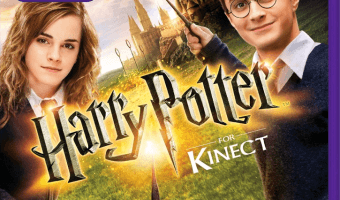 Review – Harry Potter Xbox 360 for Kinect
