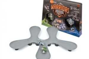 Review – Hexbug Warriors