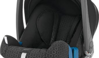 Review – Britax Baby-Safe Plus SHR II Car Seat