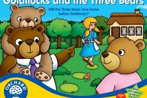 Review – Orchard Toys – Goldilocks And The Three Bears