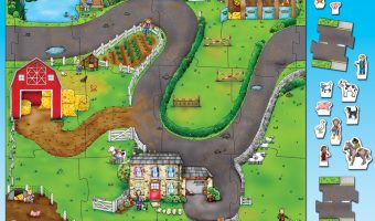 Review – Orchard Toys On The Farm