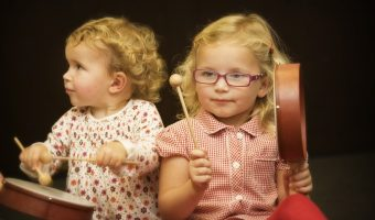 Children Are Never Too Young To Benefit From Music (Guest Post)