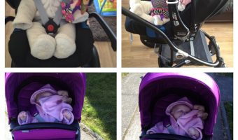 Review – Britax Affinity As A Full Travel System