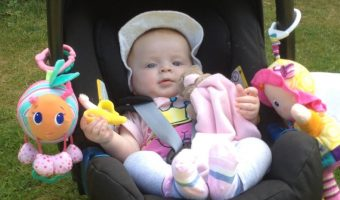 Britax – Car Seat Regulations And A Car Seat Fit For a Prince