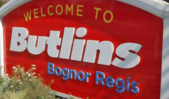 Guest Post – Ride The Wave, at Butlins Bognor
