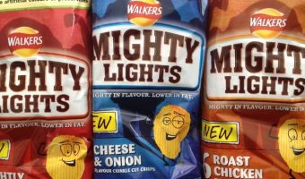 Review – Walkers Mighty Lights