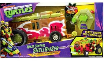 Review – Teenage Mutant Ninja Turtles Shellraiser – Remote Control