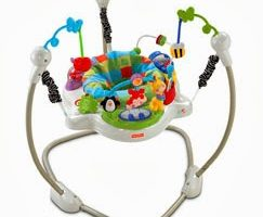 Review – Fisher-Price Discover n Grow Jumperoo