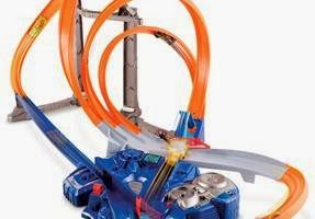 Review – Hot Wheels Triple Track Twister Trackset