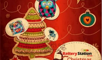 Competition – Win Top Toys With Battery Station