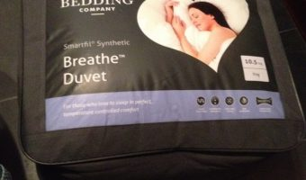 Review – The Fine Bedding Company Duvet