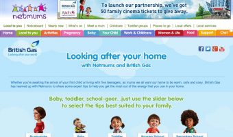 Netmums and British Gas
