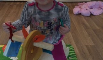 Review – Plan Toys Rocking Pony