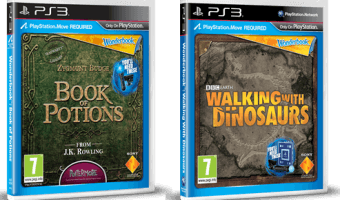 Review – Wonderbook Games For The PS3