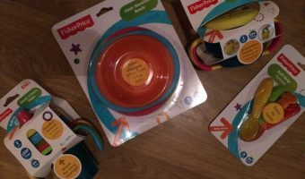 Review – Fisher Price Feeding Range