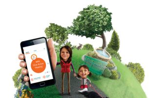 Saving Energy As a Family In Time for Mother's Day
