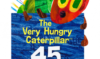 The Very Hungry Caterpillar 45th Anniversary Giveaway #VHC45