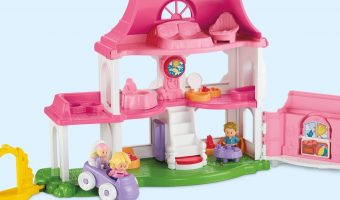Review – Fisher Price Little People Happy Sounds Home
