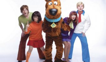 The Mystery of the Pyramid: Scooby-Doo Live on Stage