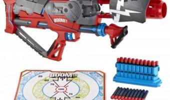 Review – BOOMco Rapid Madness Blaster