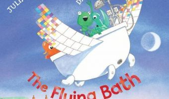 Book Review – The Flying Bath By Julia Donaldson