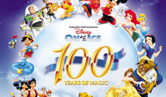 Review – Disney on Ice Celebrates 100 Years of Magic