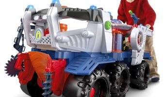 Review – Fisher Price Imaginext Supernova Battlerover