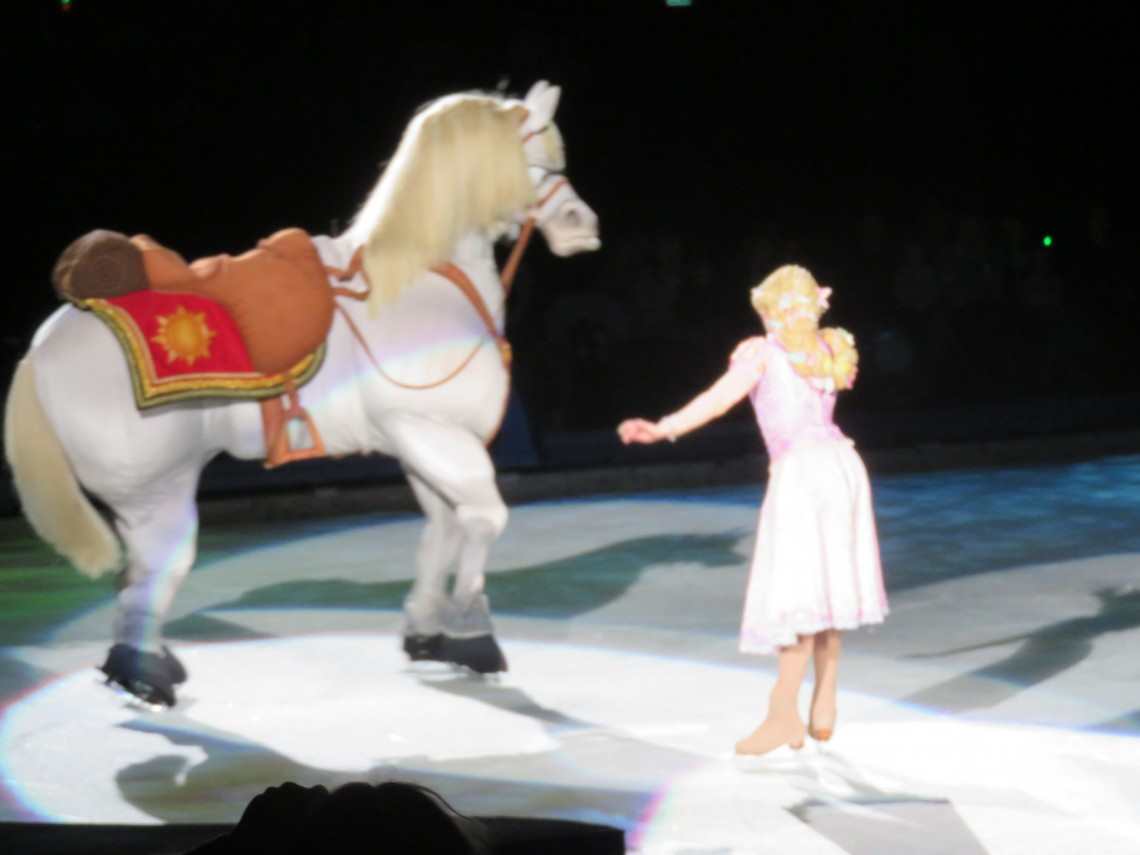 Maximus Disney on Ice