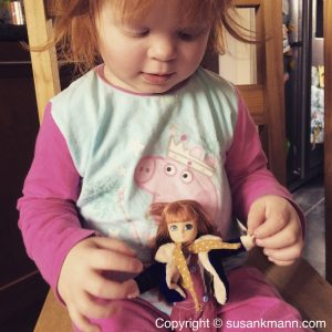 Toddler Lottie Doll