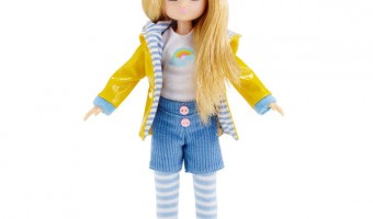 Review & Giveaway Muddy Puddles Lottie Doll