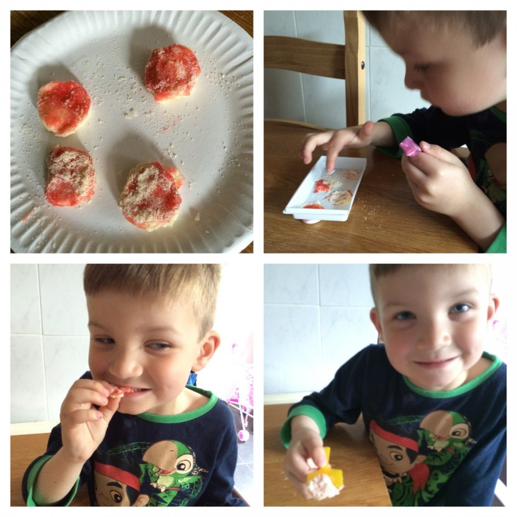 yummy nummies mini kitchen magic instructions