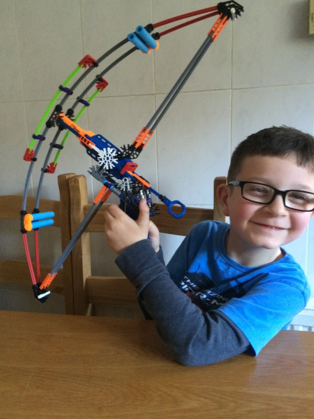 K'Nex KForce Battle Bow Set
