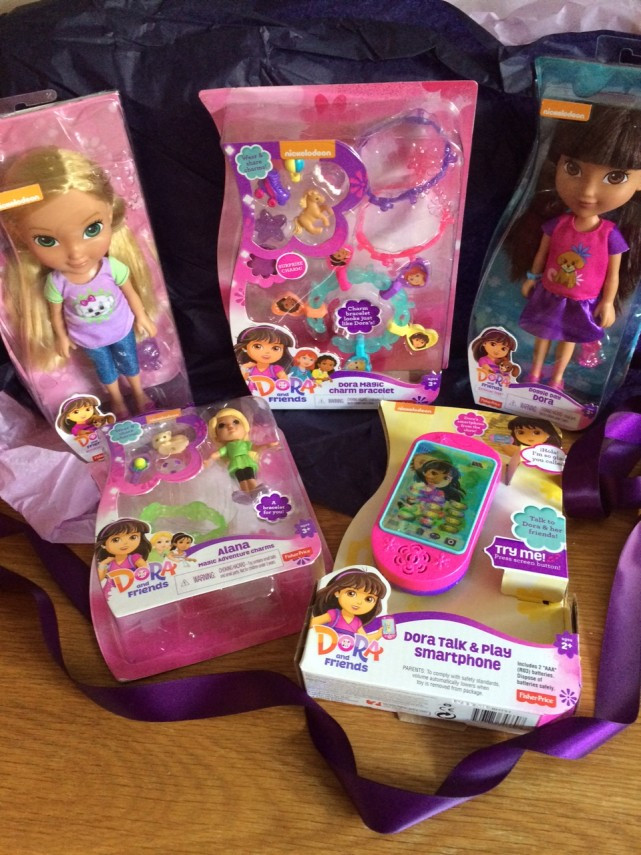 Fisher Price Dora and Friends