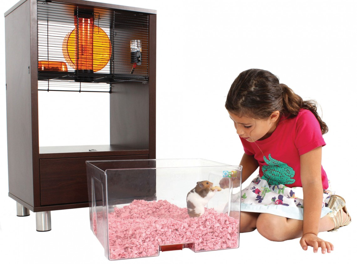 Omlet Hamster Cage