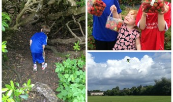 Summer Days Out with Kids in Glasgow And Lanarkshire