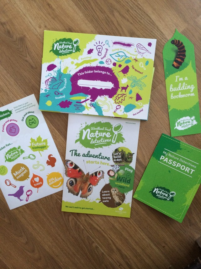 nature detectives pack