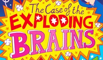 The Case of the Exploding Brains: 2 by Rachel Hamilton