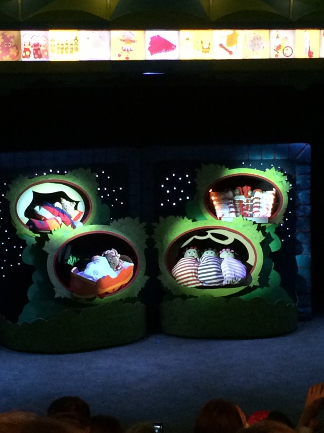 In The Night Garden Live Sleeping